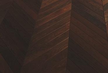 Visuel du parquet : Loft Pro Point de Hongrie Chêne Tobacco